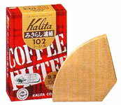 Coffee filters in exposing 102 paper 2-for 4 persons / 100 pieces 10P23Apr09