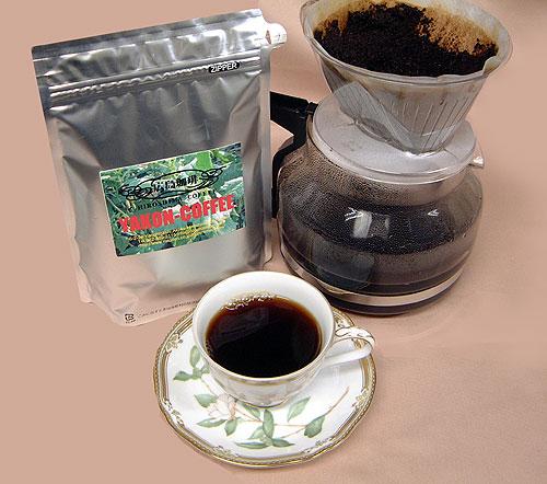 本当に美味しいダイエットコーヒーヤーコンブレンドコーヒー 250g×2袋送料無料!10P01Mar15