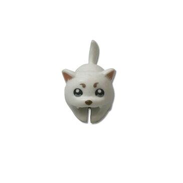 銀魂 ケーブルバイト 定春 3282 【ケーブルバイト】【ライトニングケーブル】 【iPhone】 【ケーブルアクセサリー】 【CABLEBITE】 【銀魂】 【万時屋】 【狗神】 【犬】 【テレビ東京】 【キャラクターグッズ】 【RCP】