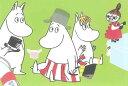 ムーミン ポストカード ファミリー AE15-723 [追跡可能メール便(送料200円)対応商品] 【キャラクターグッズ】