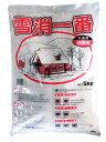 塩化カルシウム 融雪剤 5kg 雪消一番