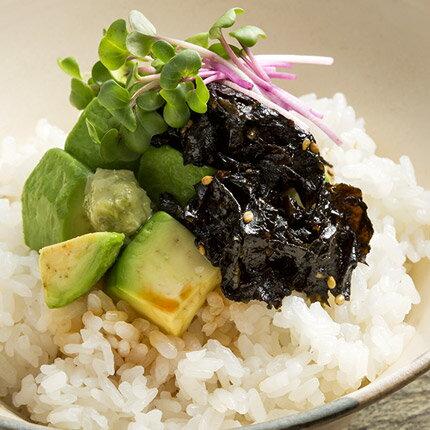 【博多久松謹製】国産海苔使用焼き海苔佃煮