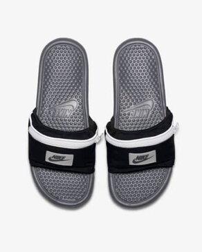 Nike Benassi JDI Fanny Pack Slide Sandal ナイキ ベナッシ JDI ファニーパック スライド サンダル メンズ 取り寄せ商品