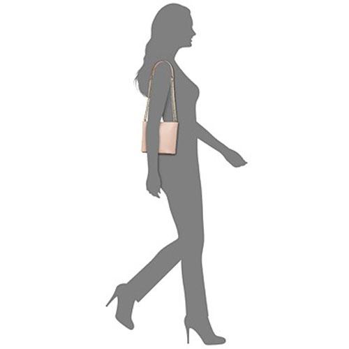 Kate Spade New York ケイトスペード Polly Pebble Leather Chain Crossbody Bag ポリー ペブルレザー チェーン クロスボディバッグ ショルダーバッグ レディース ウーマン 取り寄せ商品