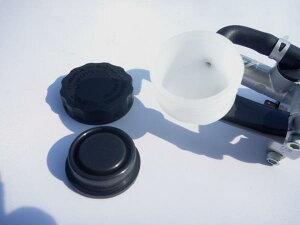 ニッシンOEM高品質1/2別体ブレーキマスター(シルバー)