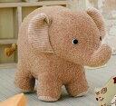 ぞうさんのぬいぐるみ 手作りキット【オーガニック・出産祝い・ベビー用・象】