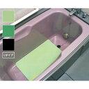 浴槽・浴室の滑り止めマット オーバルリンク マットタイプ Lサイズ 幅38cm×長さ70cm×厚さ0.20cm 滑り止め カット使用可能 転倒予防 すべり止めシート