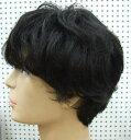 手植え 手編み人毛100%かつら 頭皮循環促進セットとwig capを...