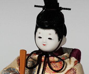 【雛人形木目込み】【コンパクト】【ひな人形】【お雛様】【可愛い】【親王飾り】【雛人形コンパクト】【人気】【ミニ】【小さい】【送料無料】