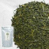 送料無料 日本茶 茶葉 高村園 掛川茶 深蒸し 煎茶 500g (100g×5袋) 緑茶 チャック付袋 静岡茶 深蒸し茶 お茶