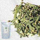 【3袋以上で送料無料】 高村園 抹茶入り玄米茶 100g 静岡県産緑茶を使用 保存に便利なチャック付パック入 お茶 茶葉