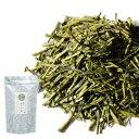 送料無料 日本茶 茶葉 静岡県産 雁が音 300g(100g×3) 緑茶 茎茶 白折 かりがね お茶