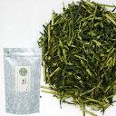 送料無料 鹿児島県産 白折 200g (100g×2) (日本茶 茶葉 緑茶 茎茶 雁ヶ音 茶香炉 お茶)