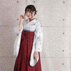 適応身長153cm〜170cm♪ひよこ商店・レンタル部。レトロモダンな個性派袴。