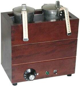 【燗酒を楽しむグッズ】電気式燗どうこかんすけTKD−2型(錫チロリ2個付き)