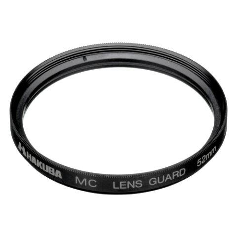 ハクバ HAKUBA MCレンズガード フィルター径:52mm CF-LG52 4977187434972
