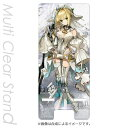 Fate/Grand Order ネロ・クラウディウス[ブライド] マルチクリアスタンド キャラモード PA-STD6437 4977187186437