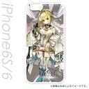 【訳あり特価】Fate/Grand Order ネロ・クラウディウス[ブライド] iPhone6s / iPhone6 専用イージーハードケース キャラモード PEC-IP6S6512 4977187186512
