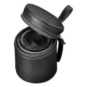 ハクバのPENTAX Q専用 本革レンズケースHAKUBA 本革レンズケース PENTAX Q用 カラー:ブラック