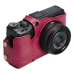 カメラユニット A12に対応した上質なカメラケースHAKUBA 本革ボディスーツ RICOH GXR(A12ユニ...