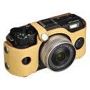 使いこむほどに味が出る本革製カメラケース【送料無料】 PENTAX Q7 / Q10 ハクバ カメラケース ...