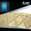 送料無料!(沖縄・離島不可) Azur エナメルキルトダッシュボードマット ジェネレーションキャンター 標準キャブ ハイキャブ パール 【AZD64WJA】