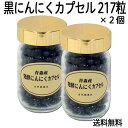 発酵黒にんにくカプセル・ビン105g(482mg×217粒)...