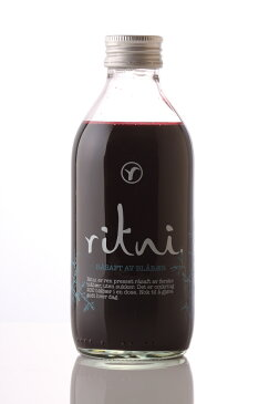 リトニ(ritni) ビルベリー果汁100% ジュース 260ml 8本入り 送料無料 ギフト プレゼント 誕生日 男性 女性 ブルーベリー 野生種
