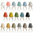 【14 Colorで新登場!】DSW サイドシェルチェア/Shell Side Chair イームズ PP樹脂(強化ポリプロピレン) 【送料無料】 デザイナーズ 家具 イームズチェア ミーティングチェア 樹脂 【業務用】売れ筋