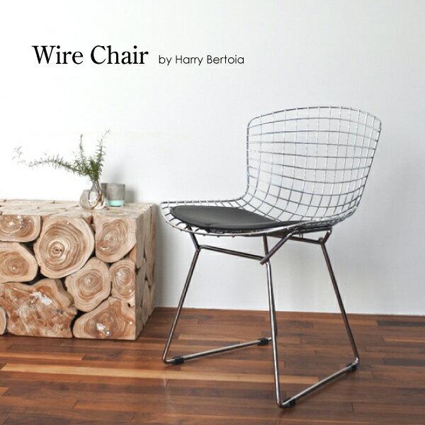 「800円割引 レビュークーポン」【クロムメッキ】Wire Chair/ワイヤーチェア【送料無料】 デザイナーズ 家具 イームズチェア ミーティングチェア カフェ ダイニングチェア ドラマ 椅子 一人用