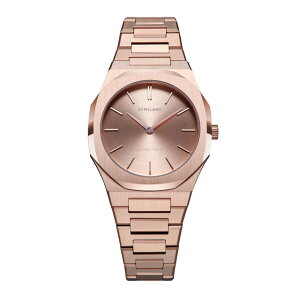 D1 Milan D1 MILANO Ultra Thin Match Match-Mulberry [ULTRA THIN MATCHY MATCHY SEASONAL MULBERRY] Watch Ladies