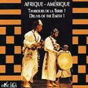 【送料無料】世界のドラム第1集アフリカ / アメリカ編 輸入盤 【CD】