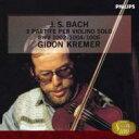 Bach, Johann Sebastian バッハ / バッハ: 無伴奏ヴァイオリンのためのソナタとパルティータ...
