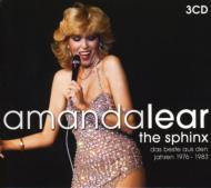 【送料無料】 Amanda Lear アマンダレア / Sphinx: Das Beste Aus Den Jahren 1976-1983 輸入盤 【CD】