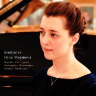 memoire 〜ロシア・ピアノ小品集/メジューエワ 【CD】