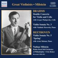 協奏曲, 作曲家名・ハ行 Brahms vnvc CD
