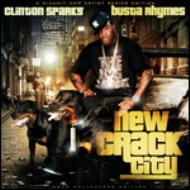 Clinton Sparks / Busta Rhymes / New Crack City 輸入盤 【CD】