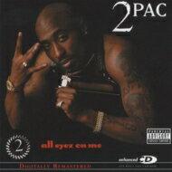 【送料無料】2Pac トゥパック / All Eyez On Me 輸入盤 【CD】
