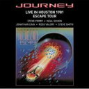 Journey ジャーニー / Live In Houston 1981: The Escape Tour 輸入盤 【CD】