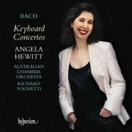 【送料無料】 Bach, Johann Sebastian バッハ / 鍵盤楽器のための協奏曲集(全7曲)、ブランデンブルク協奏曲第5番、三重協奏曲 ヒューイット、トネッティ&オーストラリア室内管(2CD) 輸入盤 【CD】