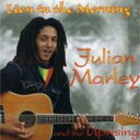 Julian Marley / Attack Back: Lion In The Morning 【CD】