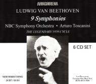 【送料無料】ベートーヴェン / 交響曲全集 トスカニーニ&NBC交響楽団(1939) 輸入盤 【CD】