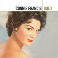 Connie Francis コニーフランシス / Gold 輸入盤 【CD】