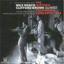 【送料無料】 Max Roach / Clifford Brown / Historic Calif