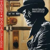 Tony Macalpine トニーマカパイン / Maximum Security 輸入盤 【CD】