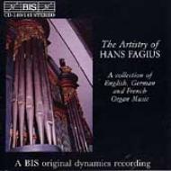 【送料無料】 Artistry Of Hans Fagius 輸入盤 【CD】