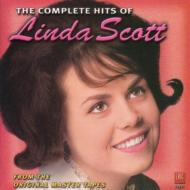 【送料無料】 Linda Scott / Complete Hits Of Linda Scott 輸入盤 【CD】