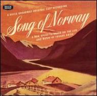 ミュージカル / Song Of Norway 輸入盤 【CD】