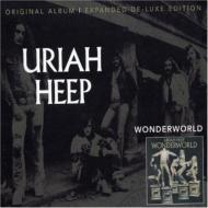 UriahHeepユーライアヒープ/Wonderworld輸入盤【CD】