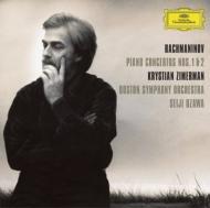 Rachmaninov ラフマニノフ / ピアノ協奏曲第1番、第2番 ツィマーマン(P) 小澤征爾 指揮 ボ...